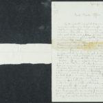 Pakketje brieven en postkaarten van 1917, item 186