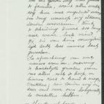 Pakketje brieven en postkaarten van 1917, item 192