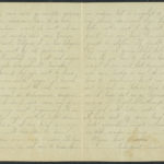 Pakketje brieven en postkaarten van 1917, item 196
