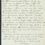Pakketje brieven en postkaarten van 1917, item 199