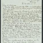 Pakketje brieven en postkaarten van 1917, item 210