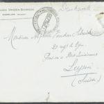 Pakketje brieven en postkaarten van 1918
