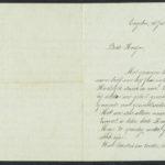 Pakketje brieven en postkaarten van 1918, item 4