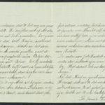 Pakketje brieven en postkaarten van 1918, item 5