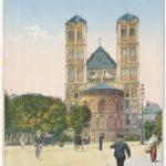 Belgische Feldpostkarte an Jeanne Van Genechten in Anderlecht, item 1