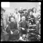 Kriegsfotos Walter Naumann - Negativalbum Nr. 1, Fotos Nr. 1-100