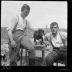 Kriegsfotos Walter Naumann - Negativalbum Nr. 3, Fotos Nr. 201-300