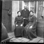 Kriegsfotos Walter Naumann - Negativalbum Nr. 3, Fotos Nr. 201-300, item 87