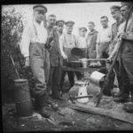 Kriegsfotos Walter Naumann - Negativalbum Nr. 2, Fotos 101 bis 200