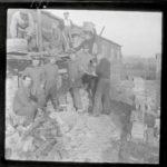Kriegsfotos Walter Naumann - Negativalbum Nr. 2, Fotos 101 bis 200, item 92