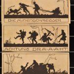 Karikaturen zum Kriegsalltag