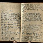 4. Kriegstagebuch von Walter Naumann (April 1917-Juni 1918), item 11