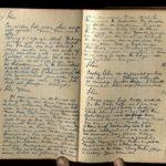4. Kriegstagebuch von Walter Naumann (April 1917-Juni 1918), item 12