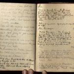 4. Kriegstagebuch von Walter Naumann (April 1917-Juni 1918), item 18