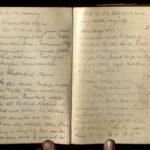 4. Kriegstagebuch von Walter Naumann (April 1917-Juni 1918), item 25
