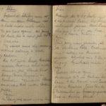 4. Kriegstagebuch von Walter Naumann (April 1917-Juni 1918), item 35