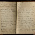 4. Kriegstagebuch von Walter Naumann (April 1917-Juni 1918), item 37