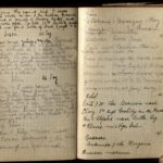 4. Kriegstagebuch von Walter Naumann (April 1917-Juni 1918), item 44