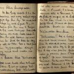 4. Kriegstagebuch von Walter Naumann (April 1917-Juni 1918), item 48