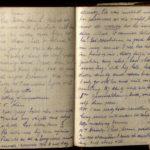 4. Kriegstagebuch von Walter Naumann (April 1917-Juni 1918), item 60