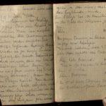 4. Kriegstagebuch von Walter Naumann (April 1917-Juni 1918), item 68