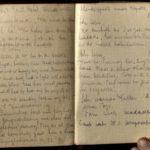 4. Kriegstagebuch von Walter Naumann (April 1917-Juni 1918), item 77