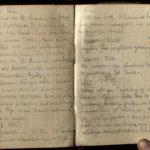 4. Kriegstagebuch von Walter Naumann (April 1917-Juni 1918), item 79