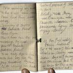 2. Kriegstagebuch von Walter Naumann (November-Dezember 1916), item 11