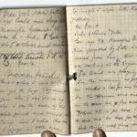 2. Kriegstagebuch von Walter Naumann (November-Dezember 1916), item 12