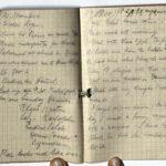 2. Kriegstagebuch von Walter Naumann (November-Dezember 1916), item 13