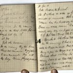 2. Kriegstagebuch von Walter Naumann (November-Dezember 1916), item 14
