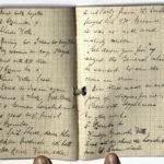 2. Kriegstagebuch von Walter Naumann (November-Dezember 1916), item 15