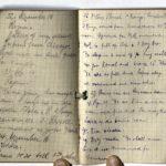 2. Kriegstagebuch von Walter Naumann (November-Dezember 1916), item 20