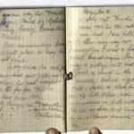 2. Kriegstagebuch von Walter Naumann (November-Dezember 1916), item 24