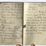 2. Kriegstagebuch von Walter Naumann (November-Dezember 1916), item 25
