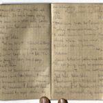 5. Kriegstagebuch von Walter Naumann (Juni-November 1918), item 4