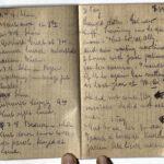 5. Kriegstagebuch von Walter Naumann (Juni-November 1918), item 7