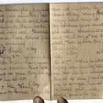 5. Kriegstagebuch von Walter Naumann (Juni-November 1918), item 8