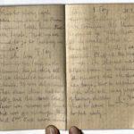 5. Kriegstagebuch von Walter Naumann (Juni-November 1918), item 9