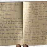 5. Kriegstagebuch von Walter Naumann (Juni-November 1918), item 12