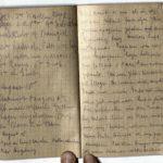 5. Kriegstagebuch von Walter Naumann (Juni-November 1918), item 13