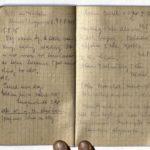 5. Kriegstagebuch von Walter Naumann (Juni-November 1918), item 15