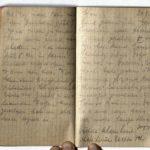 5. Kriegstagebuch von Walter Naumann (Juni-November 1918), item 19