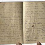 5. Kriegstagebuch von Walter Naumann (Juni-November 1918), item 37