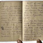 5. Kriegstagebuch von Walter Naumann (Juni-November 1918), item 38