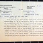 Eduard Eck und sein Sohn Franz fallen kurz vor Kriegsende, item 1