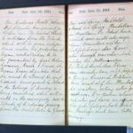 Tagebuch von Walter Kersten auf den Philippinen, item 4