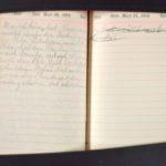 Tagebuch von Walter Kersten auf den Philippinen, item 22