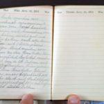Tagebuch von Walter Kersten auf den Philippinen, item 32