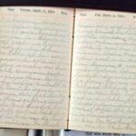 Tagebuch von Walter Kersten auf den Philippinen, item 37